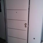 Protuprovalna vrata VIGHI UNIX 3c, bijela