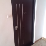 Protuprovalna vrata VIGHI UNIX 3c, tamni hrast R3