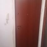 Protuprovalna vrata VIGHI UNIX 3c, mahagonij