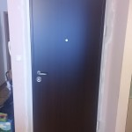 Protuprovalna vrata VIGHI UNIX 3c, , tamni hrast R3