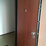 Protuprovalna vrata VIGHI TOP2000, trešnja