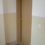 protuprovalna vrata Hrast R1 sa futerom, okovi mesing