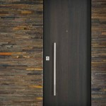 protuprovalna vrata vighi - lisci rovere grigio